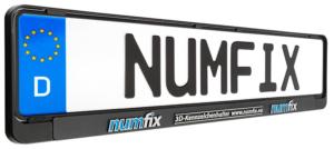 numfix EU KC Kennzeichenhalter